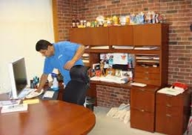about acc cleaning office
